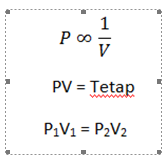rangkuman materi teori kinetik gas